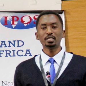 Speaker - Crispus Kinyua