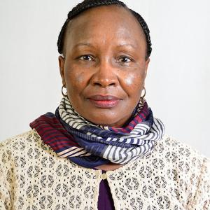 Speaker - Ann Muthoni Mbugua