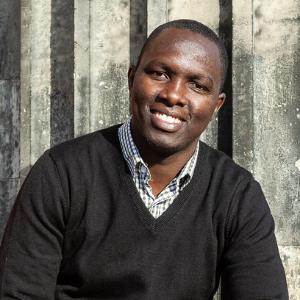 Speaker - Emmanuel Atamba Oriedo