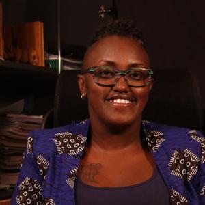 Speaker - Wanja Muguongo a.k.a. Mboga Mama