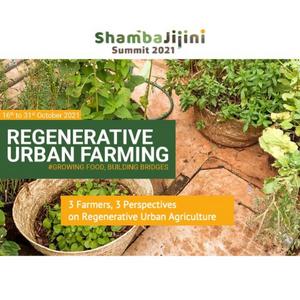 Speaker - Video: 3 Farmers, 3 Perspectives on Regenerative Urban Agriculture