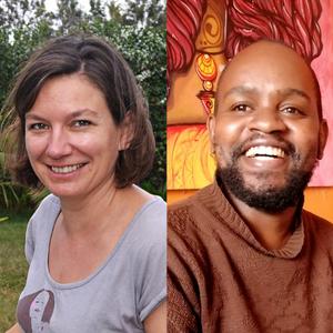 Speaker - Milena Weichelt & Evans Ngure
