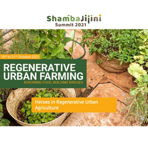 Speaker - Video: Heros in Urban Farming
